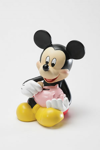 Micky Mouse Disney Money Bank. 4020894